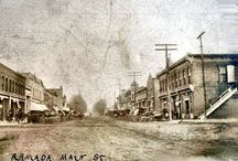 Life, Past and Present, in Armada, Michigan