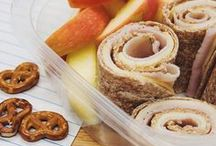 Back To School / Tackle this school year with these great packed lunch recipes, tips, and tricks so that your kids can make it one for the books!