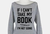 Idées cadeaux pour les bookaddicts / Parce qu'il n'y a pas que les livres dans la vie : il y a aussi les marques-pages, les serres-livres, les sacs...