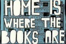 Cartazes sobre o prazer de ler / Cartazes para todos que amam ler.