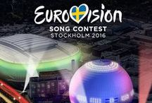 ESC 2016 - Stockholm - www.douzepoints.ch / Eurovision Song Contest ESC 2016 in Stockholm/Sweden at the Globen Arena - www.douzepoints.ch