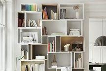 Coins de lecture / Des endroits parfaits pour vous plonger dans vos livres préférés.