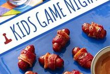#MakeTheParty- Game Night / Whether it's board games, card games or anything in between, Lit'l Smokies Smoked Sausages are the perfect complement to your next game night!