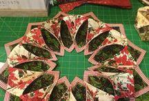 Fold n Stitch / the candle mats