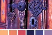 { color } / Inspirational color palettes for art and design. / by Ann Yin