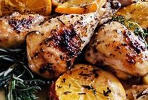Poultry, Chicken Baked, Roasted, Sauteed / by Diane Willis