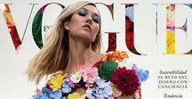 Portadas / Todas las portadas de Vogue España.