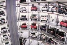 my garage / by Gulliver International