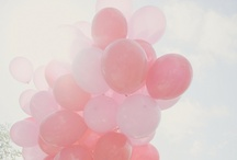 Balloon Love / Happiness, pure and simple / by Celeste Moure