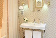 Bathrooms / by Carson Castellaw