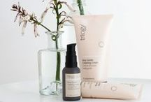 For skin that needs extra TLC / Three sighs of relief, our Very Gentle range for sensitive skin.