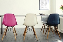 Eames & Friends / Mid-century modern design / by Celeste Moure