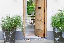 Garden / Go outside and enjoy your garden