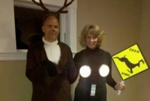 Hilarious Halloween Costumes / by Jama Schneider