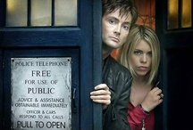 *♡ The Doctor is who? ♡* / The Doctor...oh how I wish...I have no deity except the man in the blue box.  / by Bea Wellman