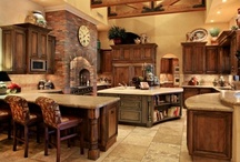 Kitchens / by Laura Taylor