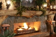 Fireplaces & Mantles / by Laura Taylor