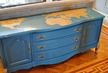 Furniture/Refurbishes / by Laura Taylor