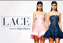 Lace Dresses / Lace dresses for your engagement/bridal party or outfits you could wear to a wedding!