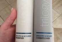 Hair / Foaming Shampoos. Smoothing Conditioners.