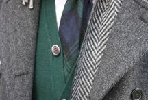Man Style / by Rebecca Oliver/Sir Chamber