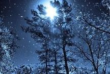 Starry, Starry night...beautiful moonlight
