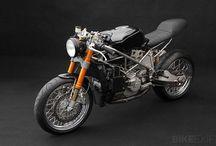 Custom Motorcycles  / by Sem Wigman
