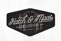 Loads of Logos / Logo design concepts and inspiration and examples. / by Kwade Joslin