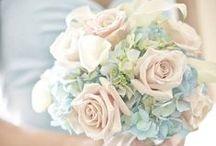 Blue Wedding Inspo