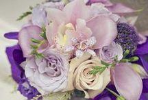 Purple Wedding Inspo