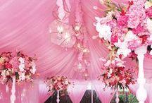 Pink Wedding Inspo