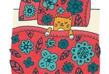Allison Cole - Illustration