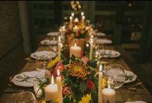 Set the table / Qué vajilla elegir, cómo colocar las flores, decidir el menú... Porque recibir es uno de los mayores placeres del mundo: la mesa está puesta.