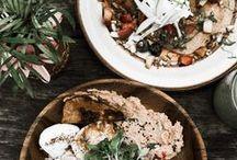 Recetas y nutrición / Snacks sanos para picar entre horas, ideas para llevar a la oficina, los postres más deliosos, platos perfectos para recibir en casa... Nuestra recetas favoritas están aquí.