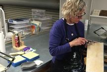 Pigments, Pours, Pastels & Pyromania! / Wax Works West Class taught by Susanna Waddell