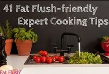 In the Kitchen Tips / by The Fat Flush Plan