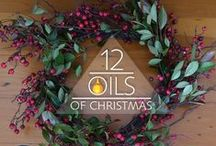Trilogy 12 Oils of Christmas / It's the start of the Trilogy 12 Oils of Christmas! Every day we're going to celebrate one of the pure plant oils we use to make the products you love.