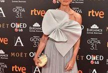 Goya 2017 / Todas las fotos de la alfombra roja de los premios del cine español.