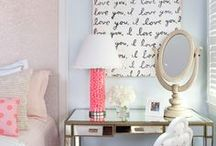 bedrooms i love / by Tammy Gordon