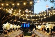 parties and weddings / Ideas for dinner parties, weddings and celebrations of all kinds. / by Tammy Gordon