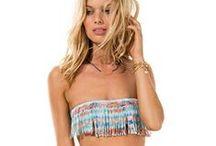 Fringe Benefits / Be Bold & Perfectly Boho-Chic with Flirty Fringe Styles / by InStyleSwimwear