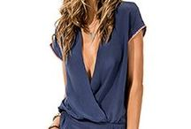 Rompin' Around / Rompers For Day & Night / by InStyleSwimwear