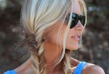 Sexy Beach Hair / Beachy Waves, Golden Highlights & Everything In Between  / by InStyleSwimwear