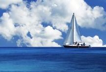 Sailing the seven seas / Beautiful photography of the seven seas and the sailing boats and yachts that travel across them.