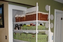 Home Organization / by Sharon Cumings