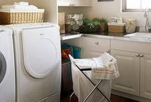 Laundry Room Oasis / by Sharon Cumings