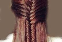 Hair, clothes & beauty!