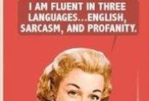 Funny / by Elizabeth Talley