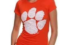 I bleed orange-Go Clemson! / by Nikki Secrest