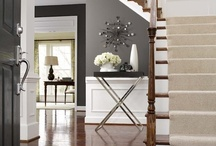 Entry, Hallways & Staircases / by Remote Stylist